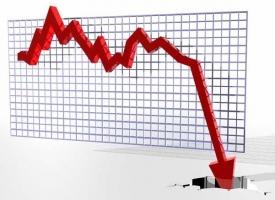 Зафиксировано максимальное падение доходов населения за последние полтора года